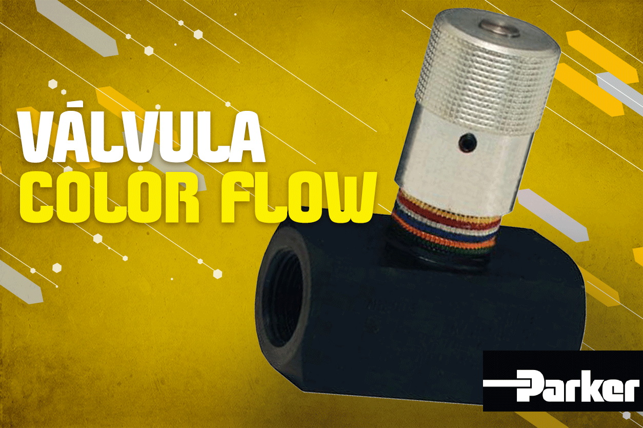 Válvula Color Flow